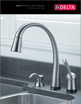 DELTA Faucet, Full line Catalog 2008