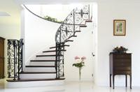 R階段・螺旋階段の施工事例