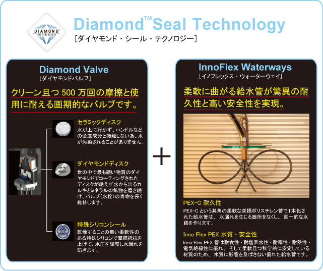 Diamond Seal Technology