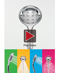 Flipside Shower Head