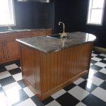 クラフトメイド輸入キッチンの施工事例:大宮の家
