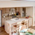 メリラット輸入キッチンの施工事例:目黒の家