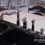 クラフトメイド輸入キッチンの施工事例:三鷹の家