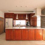 クラフトメイド輸入キッチンの施工事例:尾張旭の家