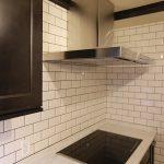 メリラット輸入キッチンの施工事例:新宿の家