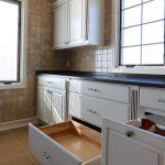 メリラット輸入キッチンの施工事例:湘南の家